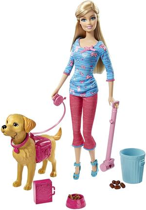 Barbie - Taffy Dog Sitter - Mattel BDH74 - 3+ anni