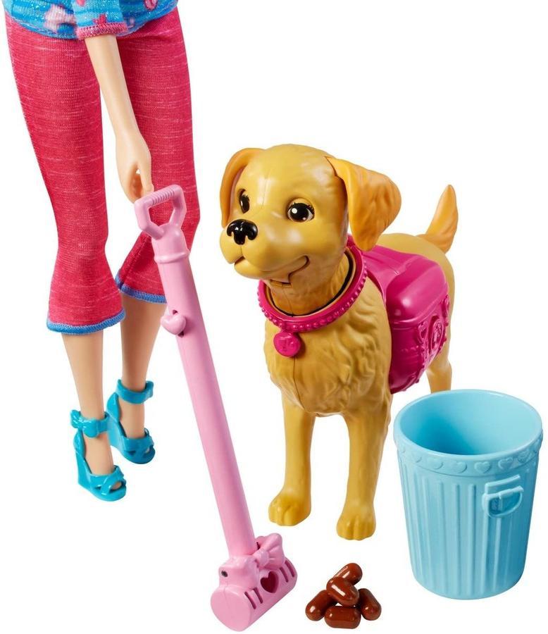 Barbie - Taffy Dog Sitter - Mattel BDH74 - 3+ anni