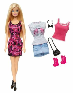 Barbie  - Fashion Creation Outfit and Shoes - Mattel CDM10 - 3+ anni