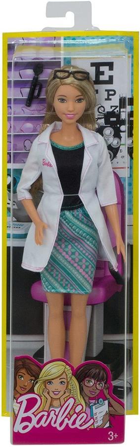 Barbie - Oculista - Mattel FMT48 - 3+ anni