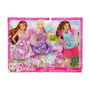Barbie Fashionistas - Abiti e Accessori - Mattel X7854 - 3+ anni