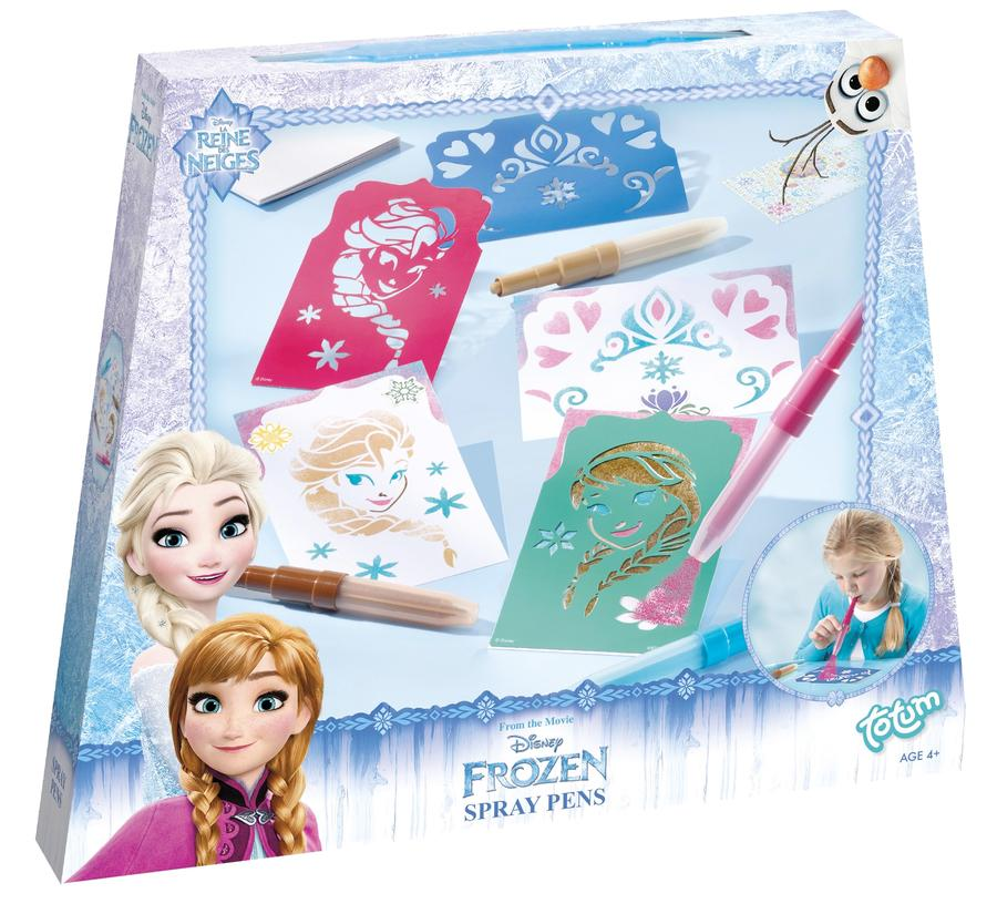 Spray pens di Disney Frozen