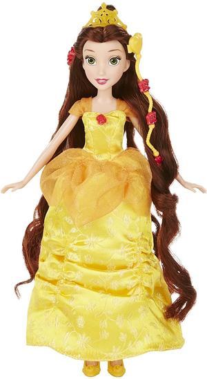 Princess - Belle con capelli lunghi -- Hasbro B5293 - 3+anni