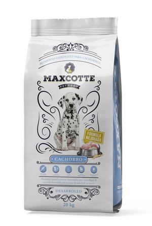 Crocchette Cane Cuccioli Maxcotte 20 Kg