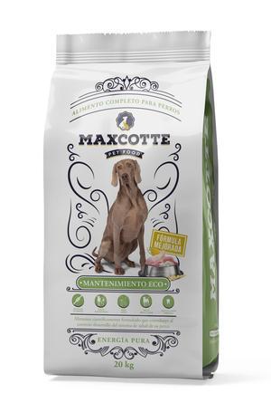 Crocchette Cane Eco Mantenimento Maxcotte 20 Kg