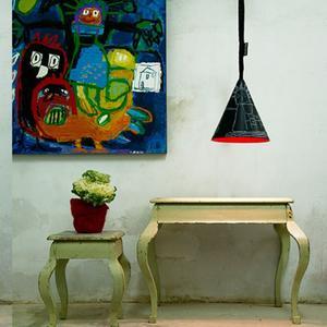 Lampada a Sospensione Jazz Lavagna Collezione Matt di In-es.artdesign, Varie Finiture - Offerta di Mondo Luce 24