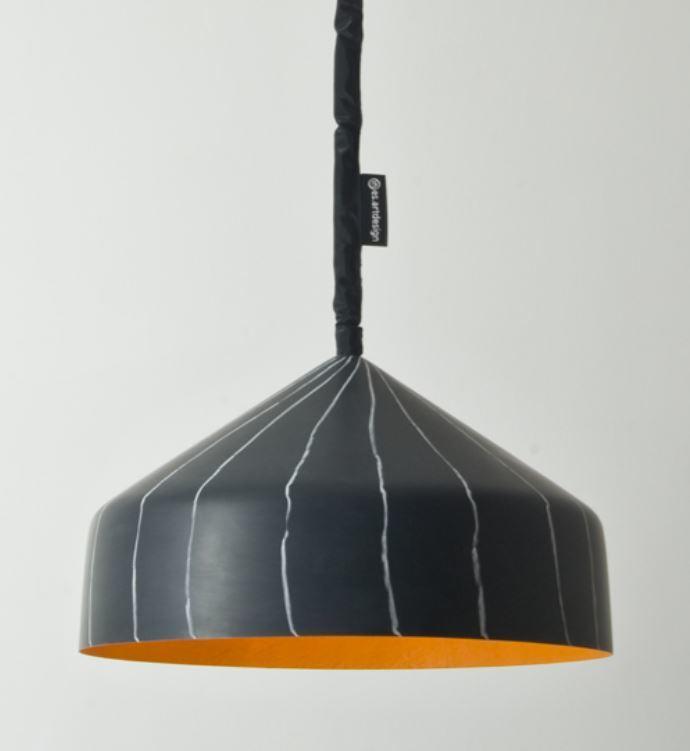 Lampada a Sospensione Cyrcus Lavagna Collezione Matt di In-es.artdesign, Varie Finiture - Offerta di Mondo Luce 24