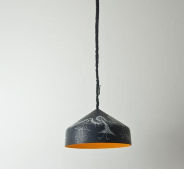 Lampada per Camerette Cyrcus Lavagna Collezione Matt di In-es.artdesign, Varie Finiture - Offerta di Mondo Luce 24