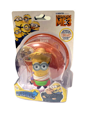Minions - Giochi per bagnetto spruzzano acqua - IMC Toys 375338 - 18+ mesi