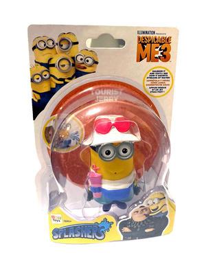 Minions - Giochi per bagnetto spruzzano acqua - IMC Toys 375345 - 18+ mesi