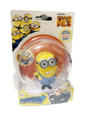 Minions - Giochi per bagnetto spruzzano acqua - IMC Toys 375321 - 18+ mesi