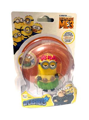 Minions - Giochi per bagnetto spruzzano acqua - IMC Toys 375352 - 18+ mesi