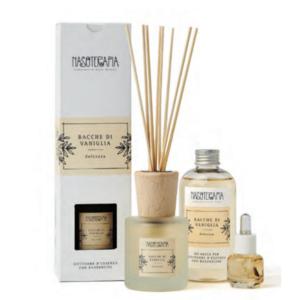 Nasoterapia - Bacche di Vaniglia Essenza aromatica per diffusori