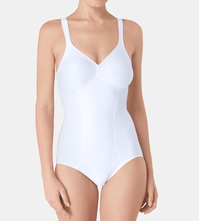Triumph Modern Soft+cotton body bianco