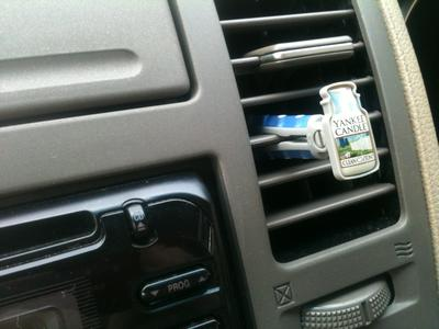 Yankee Candle - Vent Stick Auto