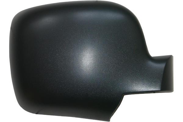 Calotta Specchio Retrovisore Destra Nera Renault Kangoo 7701068842