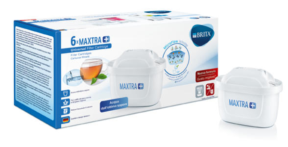 Filtri Maxtra Pack da 6 pezzi Brita