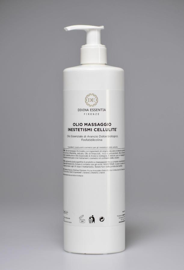 Olio corpo ANTICELLULITE 500 ml