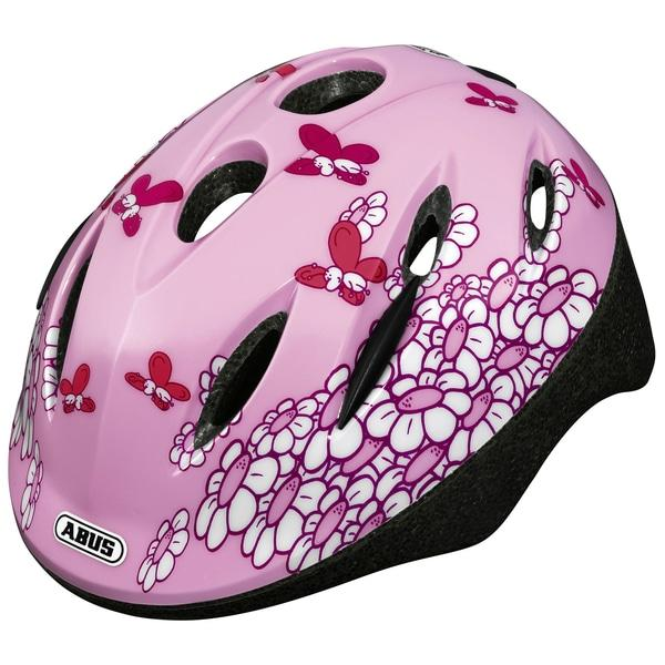 Abus Casco Smooty Pink Butterfly