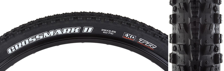 Maxxis Crossmark 29X2.25 TR EXO-PROTECTION
