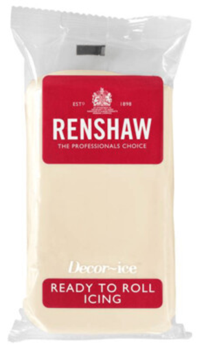 WHITE CHOCOLATE Renshaw 250 g