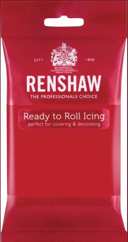 POPPY RED Renshaw 250 g
