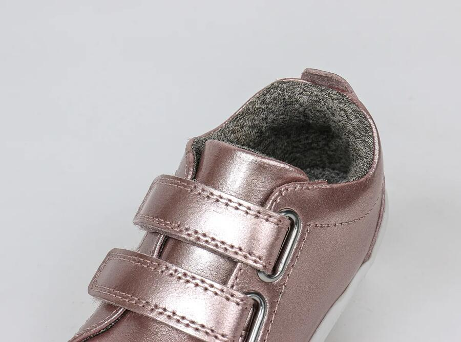 Bobux - Step Up - Grass Court Waterproof - Rose Gold
