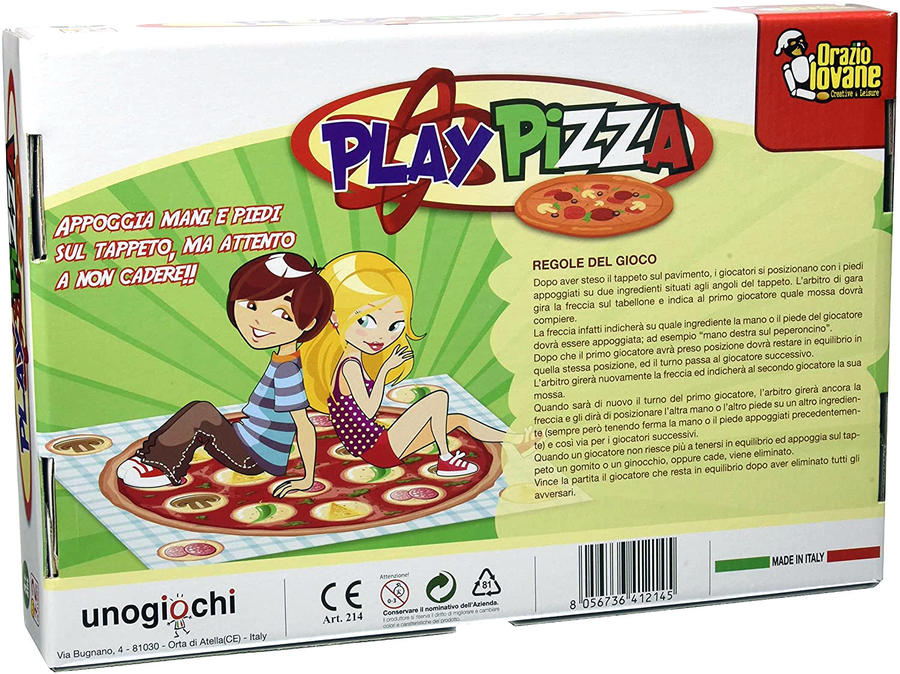 Play Pizza - Unogiochi 214 - 3+ anni