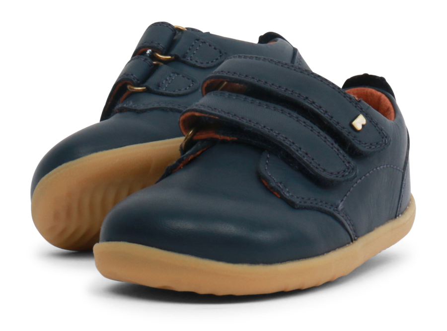 Bobux - Step Up - Port - Navy
