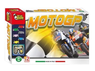 MotoGP - Gioco da tavolo - Unogiochi 218 - 3+ anni