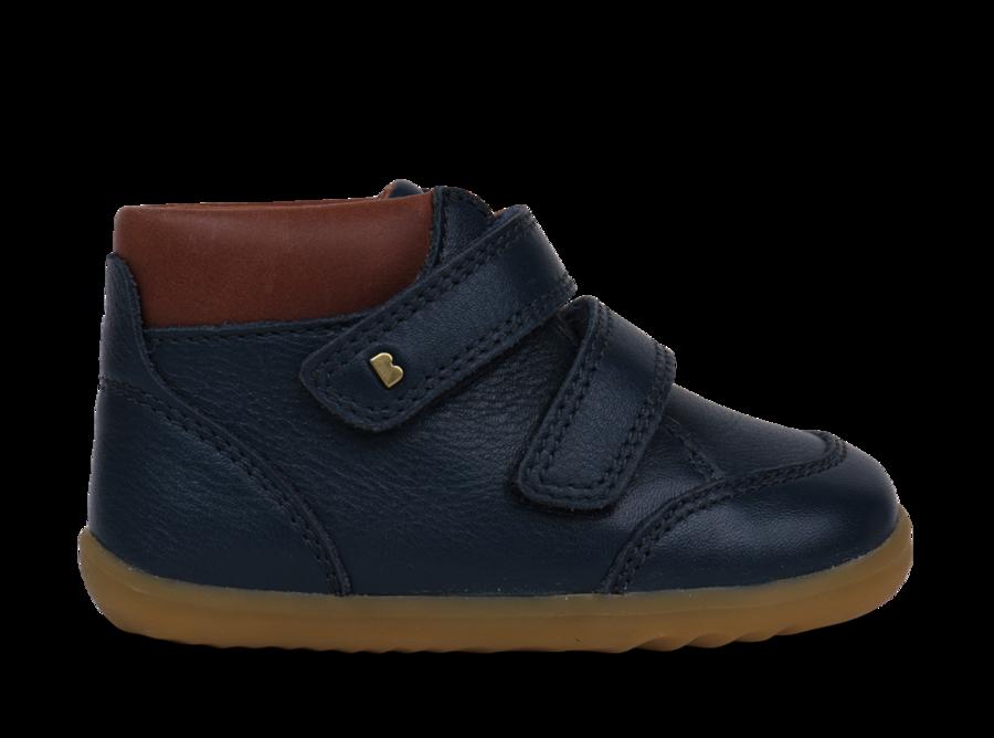 Bobux - Step Up - Timber - Navy
