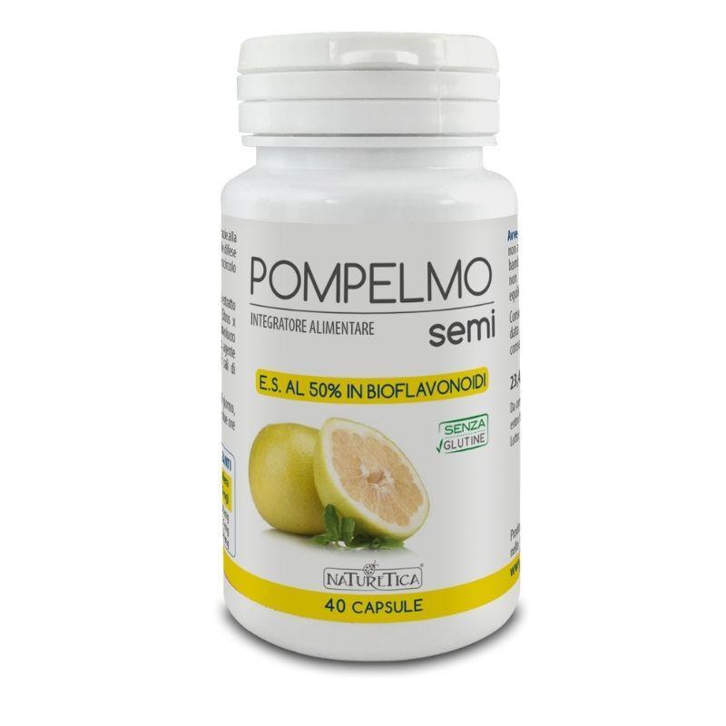 Naturetica - Pompelmo semi cps