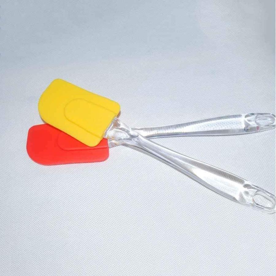 Spatola Pennello Silicone Cucina Spatole Pennelli per Dolci Torte Pasticceria