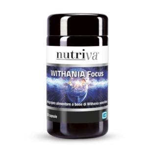 NUTRIVA WITHANIA FOCUS Capsule