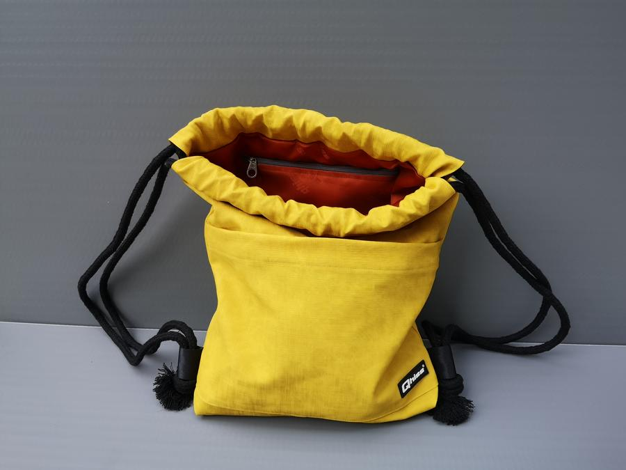 "Bag ""Freedom "" yellow"