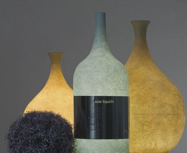 Lampada da Tavolo Luce Liquida 1 Collezione Luna di In-es.artdesign, Varie Finiture - Offerta di Mondo Luce 24