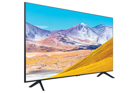 SAMSUNG TV 55 TU8072 4K SMART 2100HZ DVB-T2/S2 ITALIA