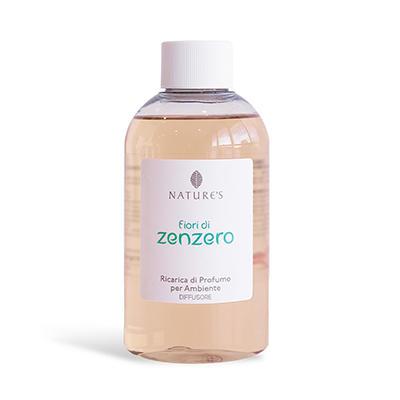 Profumo per ambiente Fiori di Zenzero Ecoricarica 250ml