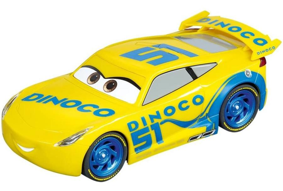 Autopista Elettrica Carrera EVOLUTION Disney Pixar Cars - Race Day