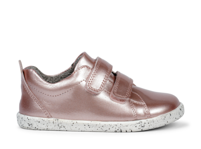 Bobux - I-Walk - Grass Court Waterproof - Rose Gold
