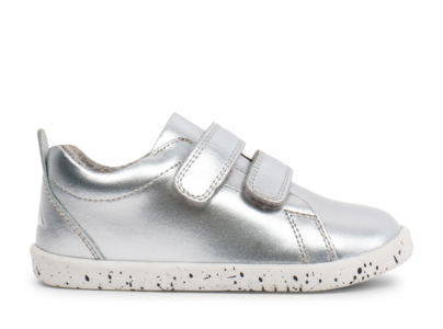 Bobux - I-Walk - Grass Court Waterproof - Silver