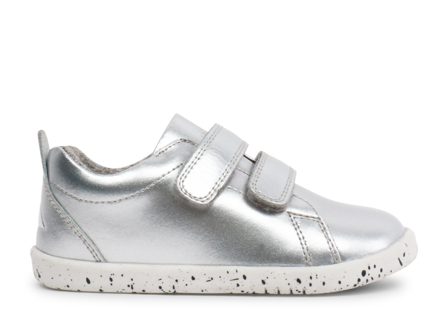Bobux - I-Walk - Grass Court Waterproof - Silver