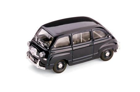Fiat 600 Multipla 1956 Carabinieri - Brumm R309