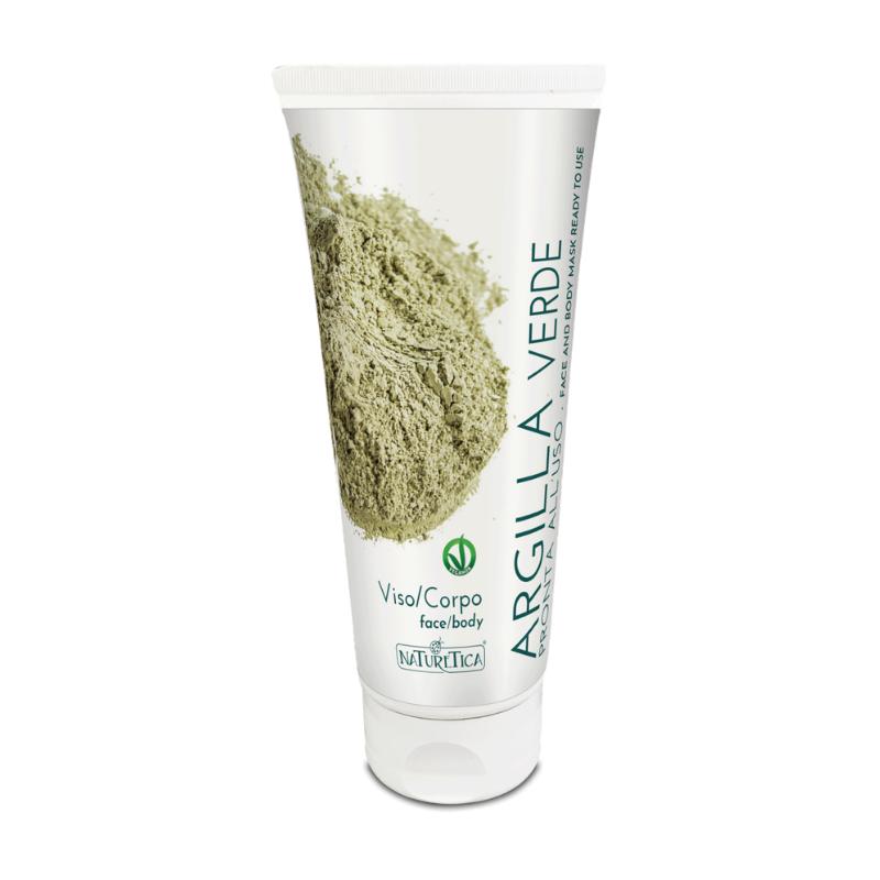 Naturetica - Argilla verde pronta all'uso