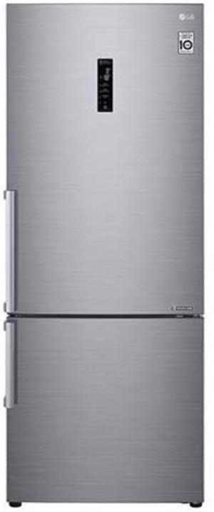 LG Frigorifero Combinato GBB567PZCZB Total No Frost Classe A++ Capacità Lorda / Netta 500/451 Litri Colore Inox