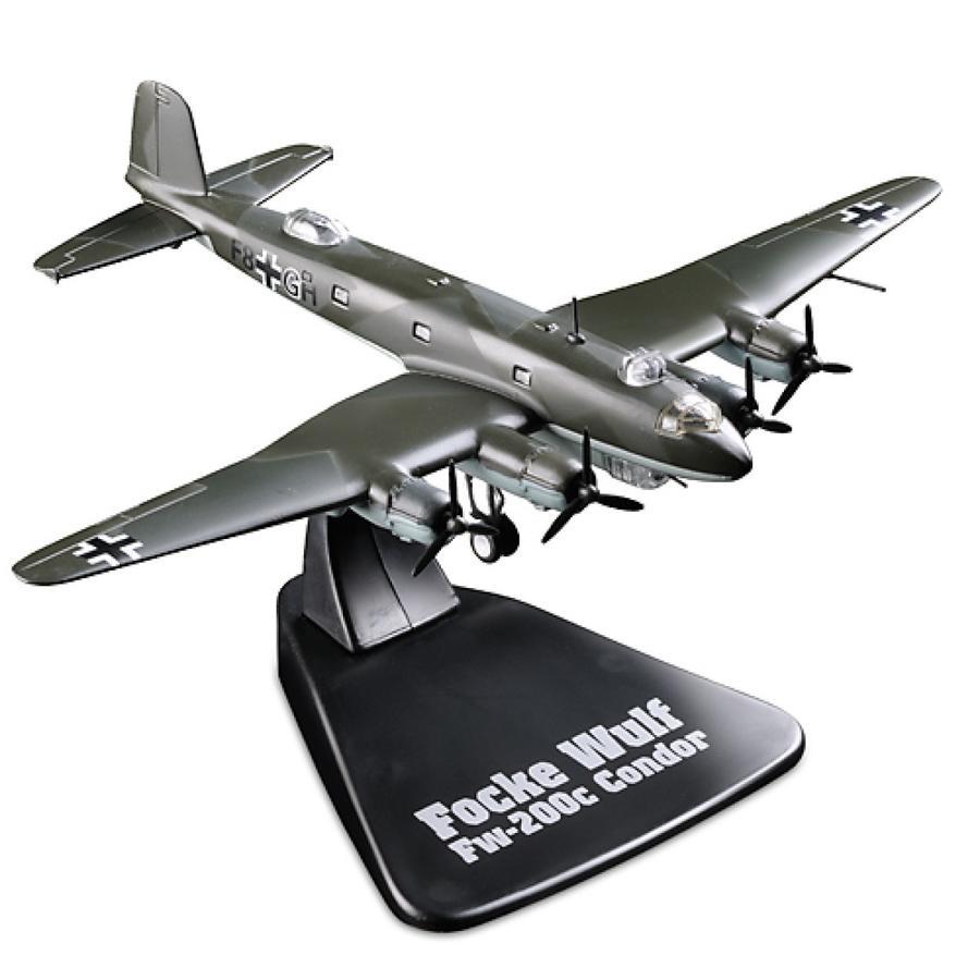 Aerei Militari - La Luftwaffe Libro e Modelli - De Agostini 138412