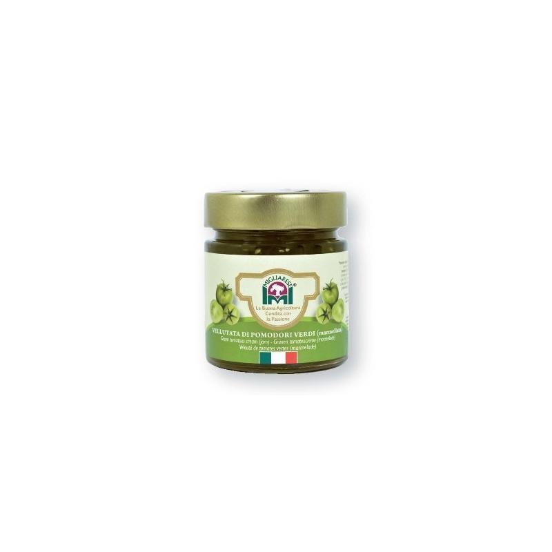 Vellutata di Pomodori Verdi, Migliarese, 300 gr