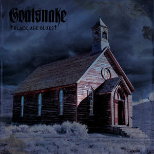 GOATSNAKE - BLACK AGE BLUES  2LP CLEAR VINYL