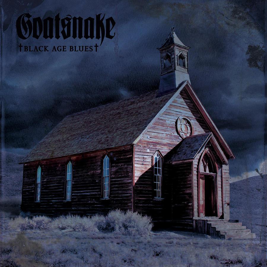 GOATSNAKE - BLACK AGE BLUES  2LP CLEAR VINYL (Southern Lord Recordings)