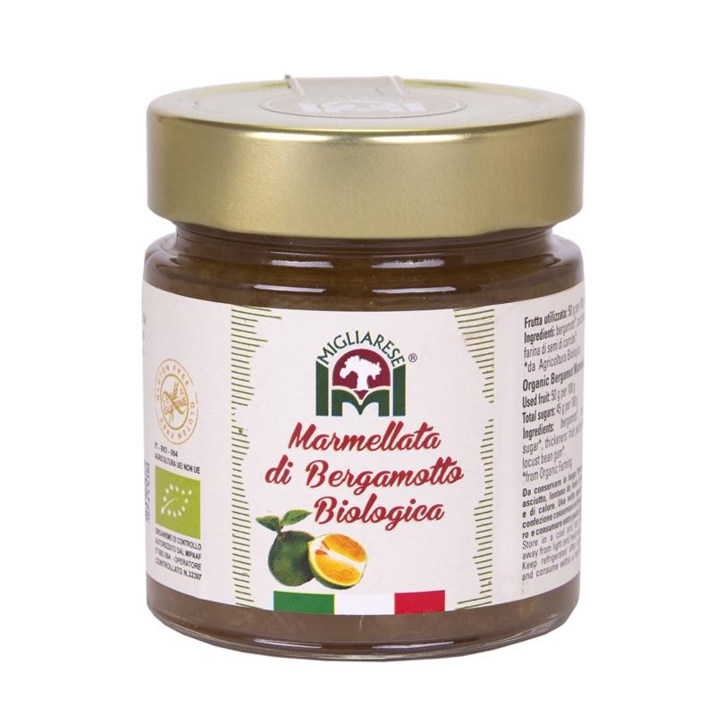 Marmellata di Bergamotto Bio, Migliarese, 300 gr
